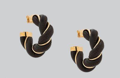 Σκουλαρίκια Bottega Veneta €420 από Amicci