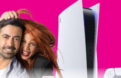O Deejay Radio 93 5 και το Public χαρίζoυν δύο PlayStation 5