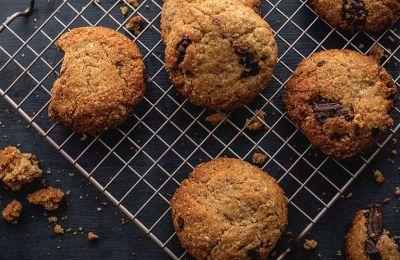 Τα τέλεια cookies για να γλυκάνουν το Σαββατοκύριακο σας