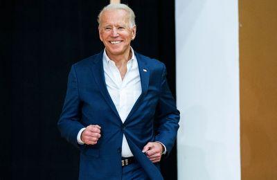 Αυτός είναι ο Joe Biden
