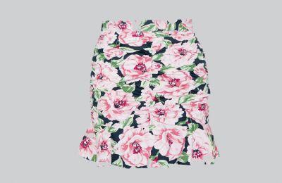 Φλοράλ mini φούστα €35 από Miss Selfrigde