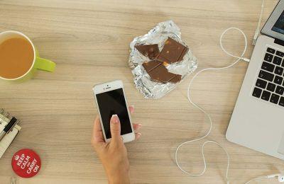Πώς να ελέγχετε τη διατροφή σας, όταν το σπίτι σας είναι το γραφείο σας