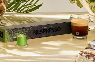 Η Nespresso παρουσιάζει τον πρώτο βιολογικό καφέ