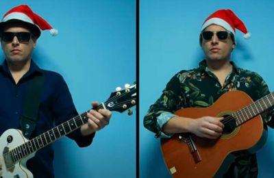 To χριστουγεννιάτικο τραγούδι του κορωνοϊού που θα ακούμε on repeat