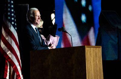 Τα πρώτα ονόματα της κυβέρνησης του ανακοίνωσε ο Biden