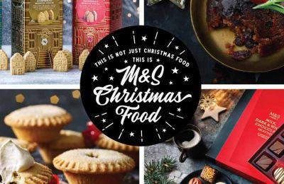 Τα Marks & Spencer λανσάρουν τη μεγαλύτερη και πιο απολαυστική ποικιλία Χριστουγεννιάτικων προϊόντων
