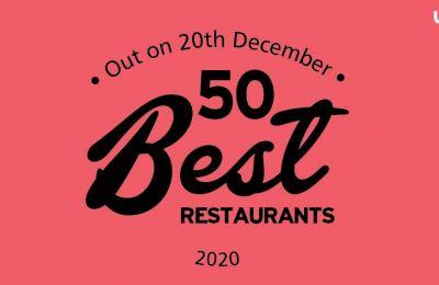 Στις 20 Δεκεμβρίου η ανακοίνωση των 50 Best Restaurants της Κύπρου
