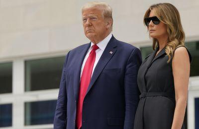 Πώς το νέο hair look της Melania Trump σηματοδοτεί το τέλος μιας εποχής