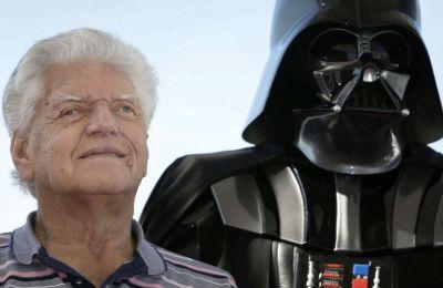 Απεβίωσε σε ηλικία 85 ετών ο «Darth Vader» David Prowse