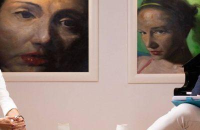 Το ηχηρό μήνυμα πίσω από την εμφάνιση της Έμιλυς Γιολίτη