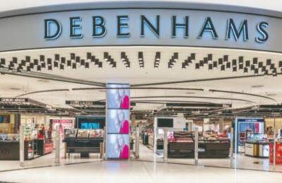 Κλείνουν οριστικά τα Debenhams στη Βρετανία