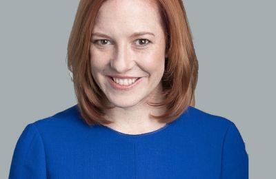 Photo from Jen Psaki Wikipedia profile