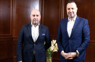 «TET-A-TET»: Ο τέως Υπουργός Υγείας Γιώργος Παμπορίδης συναντά τον Τάσο Τρύφωνος