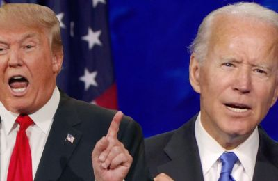 Ο Trump επιμένει στα περί νοθείας και ο Biden τονίζει πως έκανε κάτι καλό για την χώρα