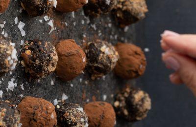 Φτιάξε τις πιο νόστιμες τρούφες σοκολάτας