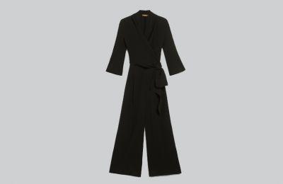 Μαύρο jumpsuit €465 από Max Mara