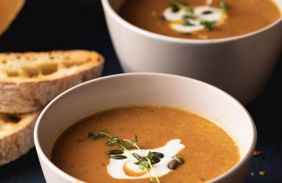 Δοκιμάστε αυτή τη γλυκιά και κρεμώδες σούπα