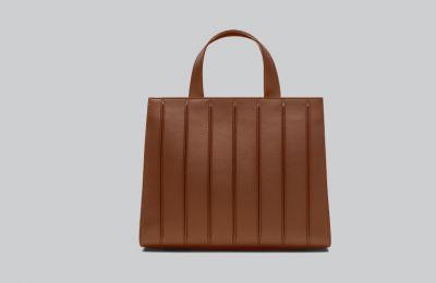Μεγάλη δερμάτινη τσάντα €1,459 από Max Mara