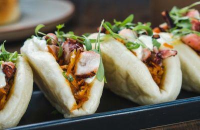 8 διευθύνσεις για bao bun που έρχονται στην πόρτα σου