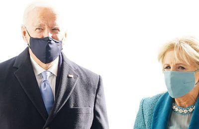 Joe Biden: Η άφιξη στον Λευκό Οίκο και ο Έλληνας παρουσιαστής της ορκωμοσίας του