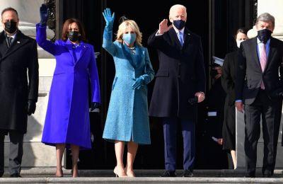 Ορκίστηκε 46ος πρόεδρος των ΗΠΑ ο Joe Biden