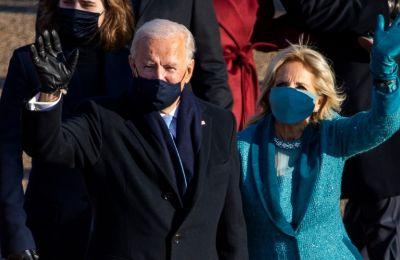Τα highlights της ορκωμοσίας του Joe Biden