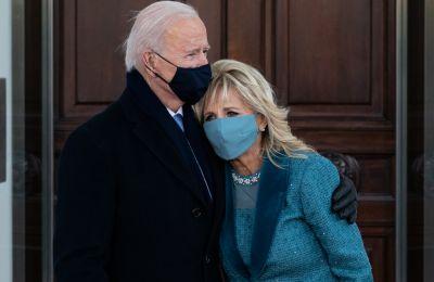 Οι πρώτες αναρτήσεις της Jill Biden ως Πρώτη Κυρία