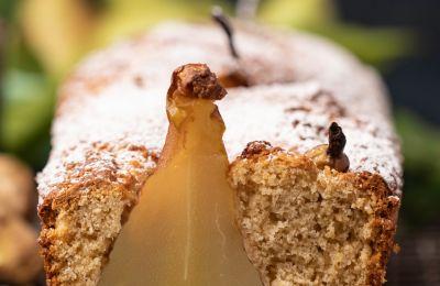 Το κέικ με αχλάδια που πρέπει να δοκιμάσεις