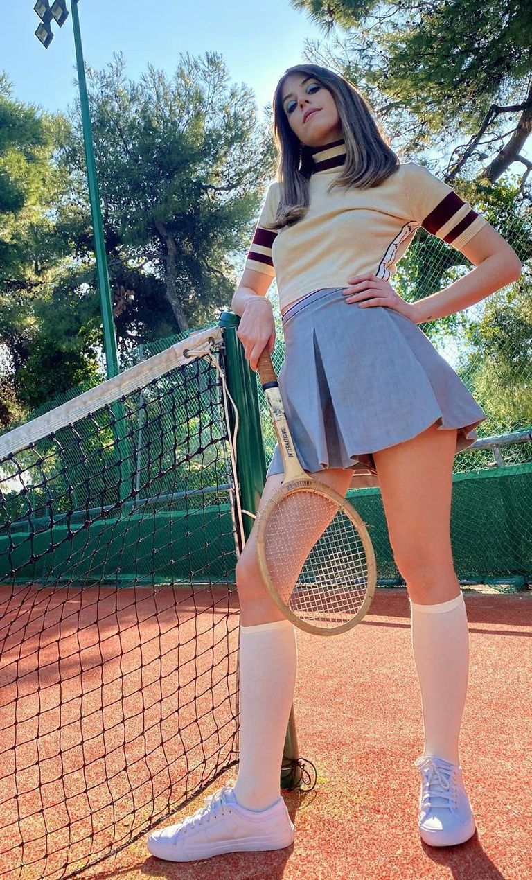 Tennis Skirt Outfit Inspo
