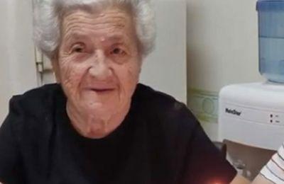 Eλένη Ευσταθίου: Η 94χρονη που νίκησε τον κορωνοϊό
