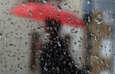 Βροχές και καταιγίδες το απόγευμα
