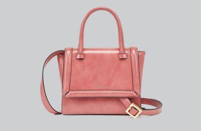 Cross-body τσάντα σε απαλό ροζ €90 από Marella