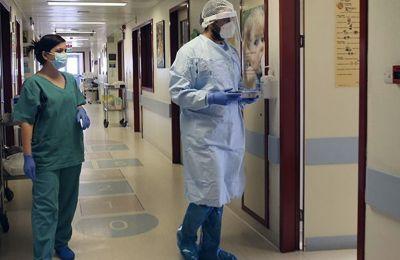 Μειώθηκαν στους 45 οι ασθενείς με κορωνοϊό στο νοσ. Αναφοράς