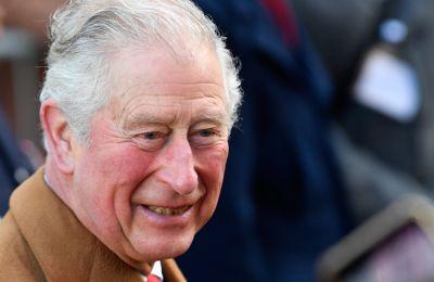 Ο πρίγκιπας Κάρολος επισκέφθηκε τον πρίγκιπα Φίλιππο στο νοσοκομείο