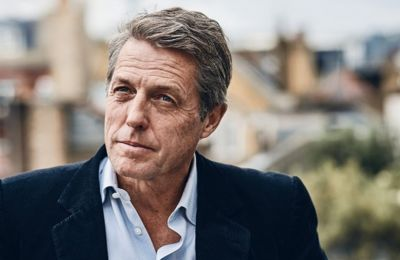 """Hugh Grant's chilling performance in """"The Undoing"""" left viewers stunned.(Christopher L Proctor / For The Times)"""
