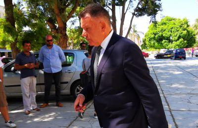 Κούγιας: Εναντίον της απόφασης Ανακριτή και Εισαγγελέα για προφυλάκιση του Δημήτρη Λιγνάδη