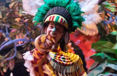 Το Καρναβάλι είναι εδώ! Από το Θέατρο Ριάλτο στο σπίτι μας