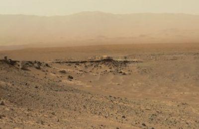 Τα πλάνα 360° από τον Άρη είναι ό,τι πιο εντυπωσιακό θα δεις σήμερα