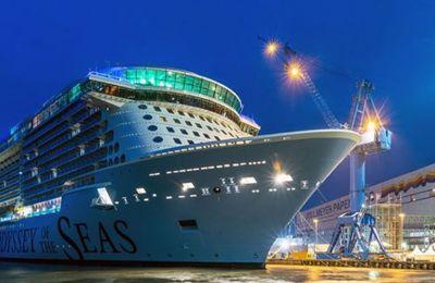 «Odyssey of the Seas»: Από την Καραϊβική στη Μεσόγειο