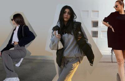 Style inspo: Πώς φόρεσαν το αμάνικο puffer jacket 3 Κύπριες