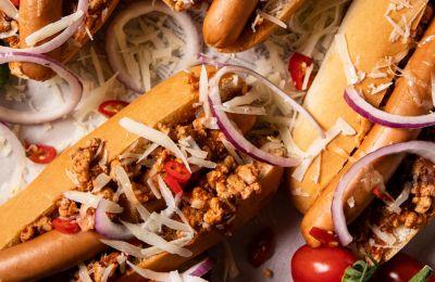 Σήμερα πρέπει να δοκιμάσεις chili dogs