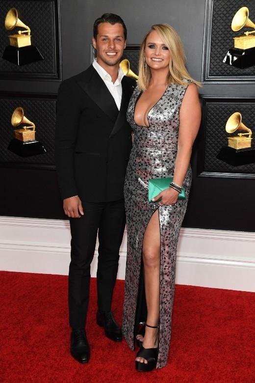H Miranda Lambert και ο Brendan McLoughlin