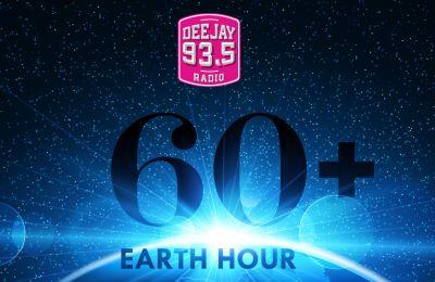 Ακολουθήστε τον Deejay Radio 93.5 στη δράση «music for good», αυτή τη φορά για την παγκόσμια ώρα της Γης.