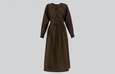 Μεταξωτό φόρεμα €649 από Max Mara