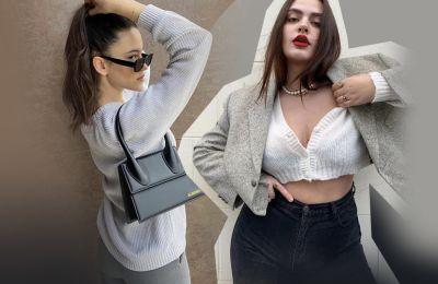 Αυτά τα fashion girls φόρεσαν τη νέα τάση στα blazers