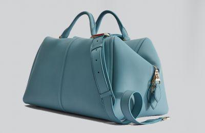 Γαλάζια handbag €1.225 από Max Mara