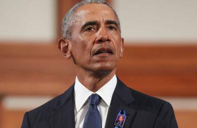 Donald Trump και Barack Obama αποτίουν φόρο τιμής στον πρίγκιπα Φίλιππο