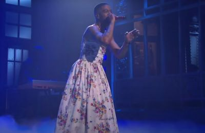 Ο λόγος που αυτός ο ράπερ εμφανίστηκε με φόρεμα στο SNL