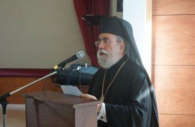 Στα χέρια του Αρχιεπισκόπου και της Ιεράς Συνόδου ο πρώην Κιτίου