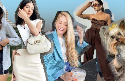 5 τρόποι για να φορέσετε jeans με βάση αυτές τις Κύπριες